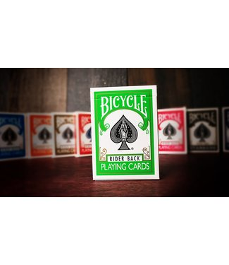 United States Playing Card Company Bicycle Green Back USPCC Cards