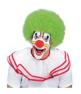 Rubies Costume Company Deluxe Green Clown Afro Wig