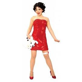 Rubies Costume Company Betty Boop xs 2-6