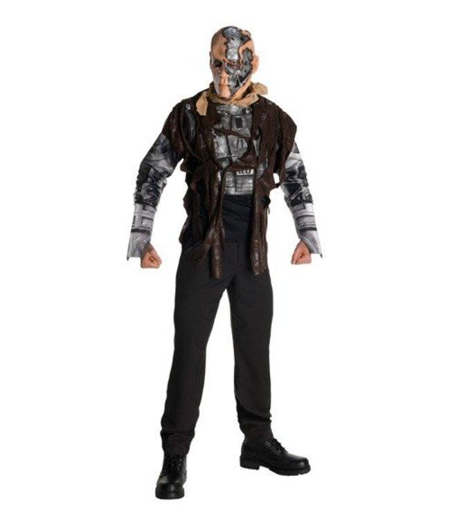 Rubies Costume Company SUPER SALE Terminator T600 Adult Standard 44