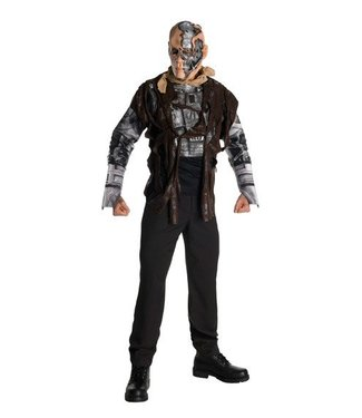 Rubies Costume Company SUPER SALE Terminator T600 Adult XL 44-46