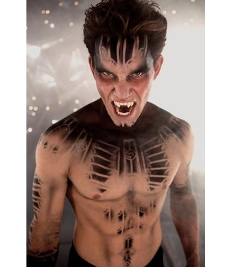 Scarecrow Scarecrow Shredders  - Deluxe Double Vampire Fangs (C2)