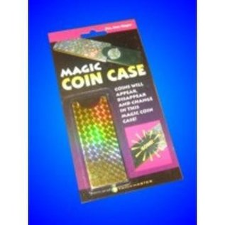 Magic Coin Case - Coin Slide by Trickmaster Magic (M12)