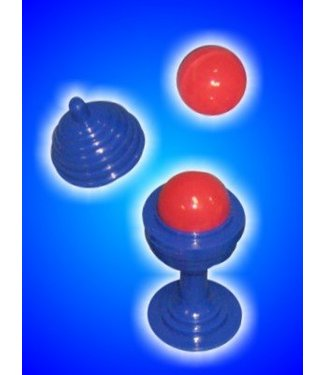 Ball And Vase Large - Plastic by Trickmaster Magic (M12)