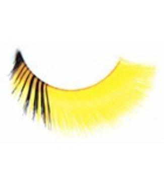 Red Cherry Eyelashes Yellow/Black C412