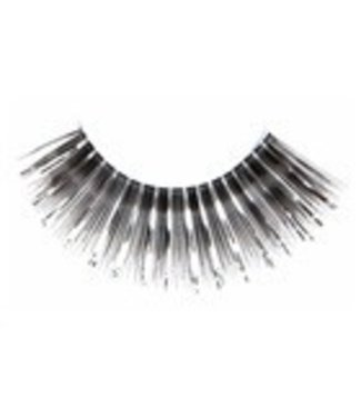 Red Cherry Eyelashes Black/Silver C210