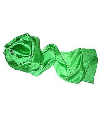 Silk Streamer 9 inches x 33 feet - Green by Vincenzo Di Fatta (M11)
