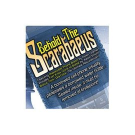 Behold the Scarabaeus By Kevin Cramer - Coin (M10)