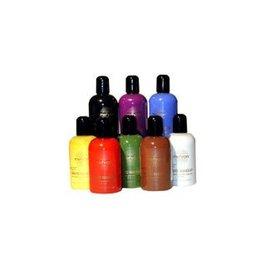 Mehron Liquid Make Up 4.5 oz. - Orange