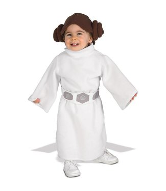 Rubies Costume Company Princess Leia - Toddler 2-4