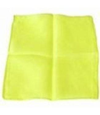 Silk - 18 inch Yellow, Lemon by Vincenzo Di Fatta (M11)