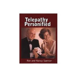 Book - Telepathy Personified by Ron and Nancy Spencer (M7)