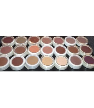 Mehron Eye/Cheek Pressed Powder - Assorted Colors