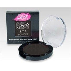 Mehron E.Y.E Powder Black Onyx