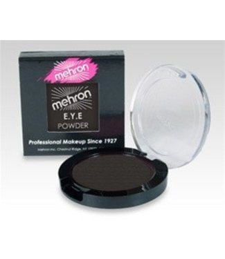 Mehron E.Y.E Powder Black Onyx