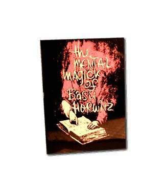 Book - The Mental Magick of Basil Horwitz #1 by Martin Breese (M7)