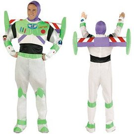 Disguise Buzz Lightyear - Adult 42-46