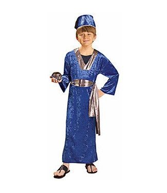 Forum Novelties Biblical Blue Wiseman sm
