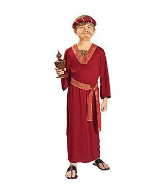 Forum Novelties Biblical Burgundy Wiseman md