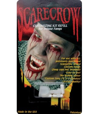 Scarecrow Scarecrow Customizing Kit Refill - For Deluxe Fangs (C2)
