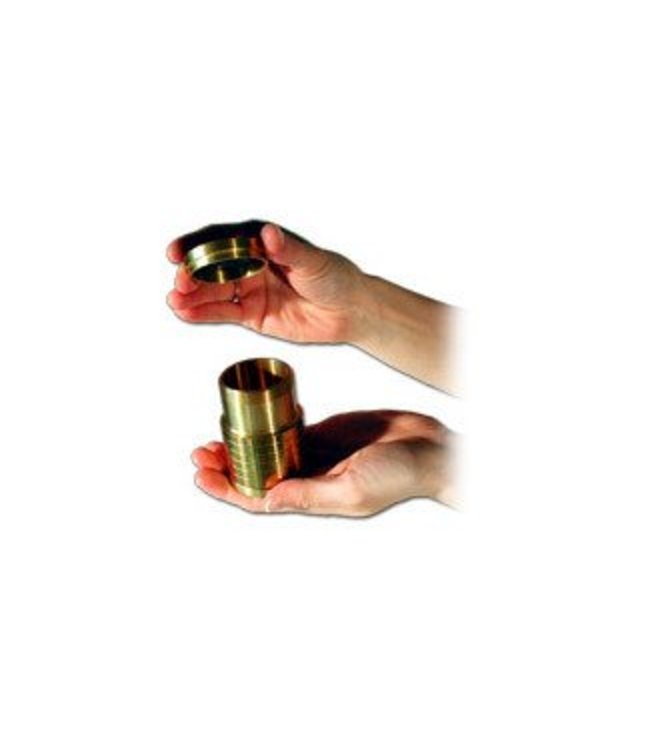 Ronjo Mini Transformation Tube - Brass (M9)