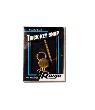 Ronjo Trick - Key Snap with Key Ring, Snapper by Ronjo (M9)/1016