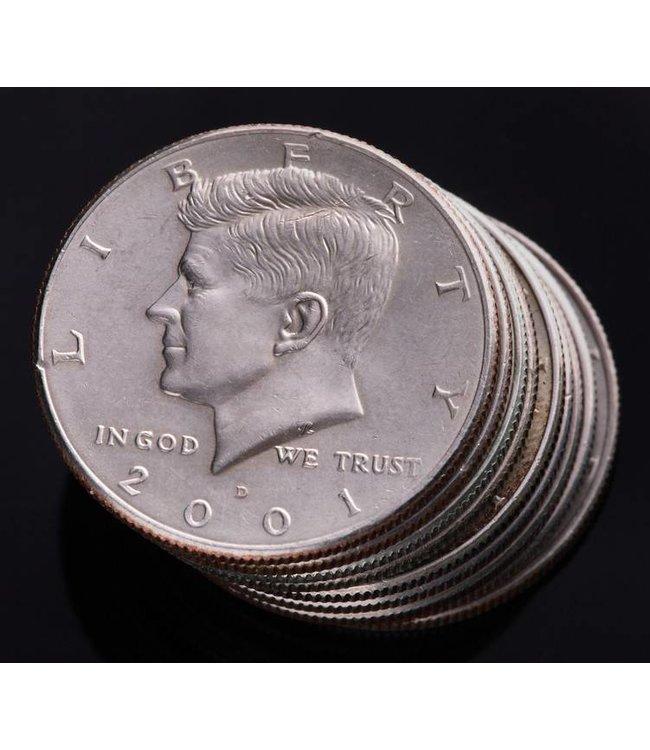 Kennedy Half Dollar U.S. Coin, Real by U.S. Mint (M10)