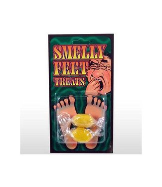 Forum Novelties Smelly Feet Treats - Joke Candy