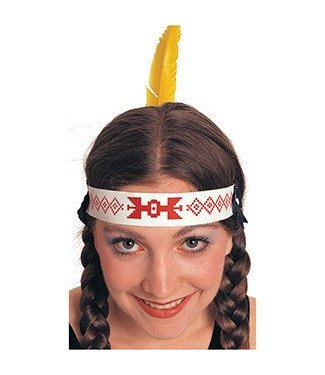 Forum Novelties Indian Headband