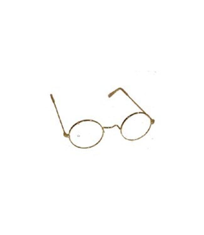 Forum Novelties Round Santa Glasses (/228)