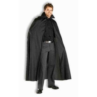 Forum Novelties 56 inch Long Black Cape