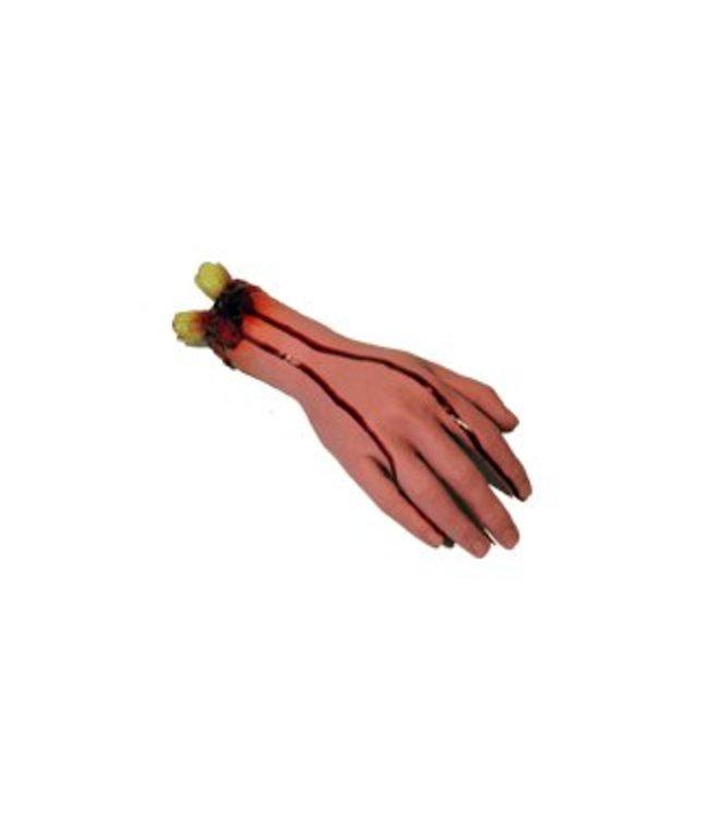 Forum Novelties Cut Off Hand, Latex