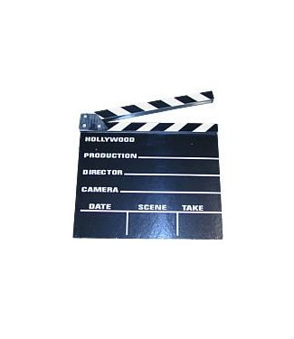 Forum Novelties Large Movie Clap Board