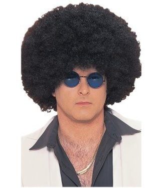 Costume Culture by Franco American Jumbo Afro, Black - Wig