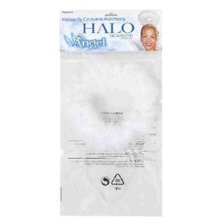 Forum Novelties Halo - White Marabou (C11)