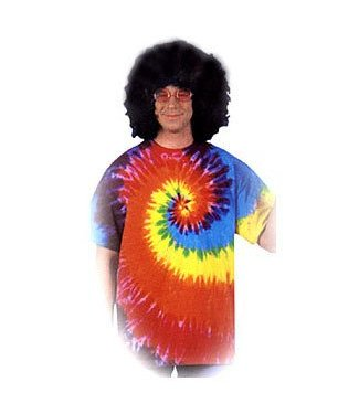 Forum Novelties Tie Dye Shirt - Adult 42