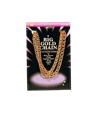 Forum Novelties Big Gold Chain (C3)