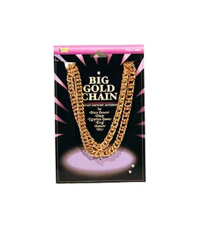 Forum Novelties Big Gold Chain (C3)