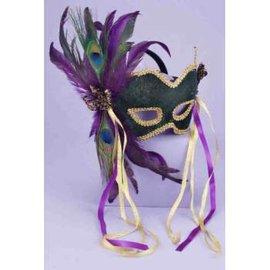Forum Novelties Green Masquerade Mask