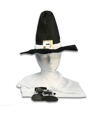 Forum Novelties Pilgrim Man - Heroes in History Kit