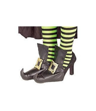 Forum Novelties Witch Shoe Covers
