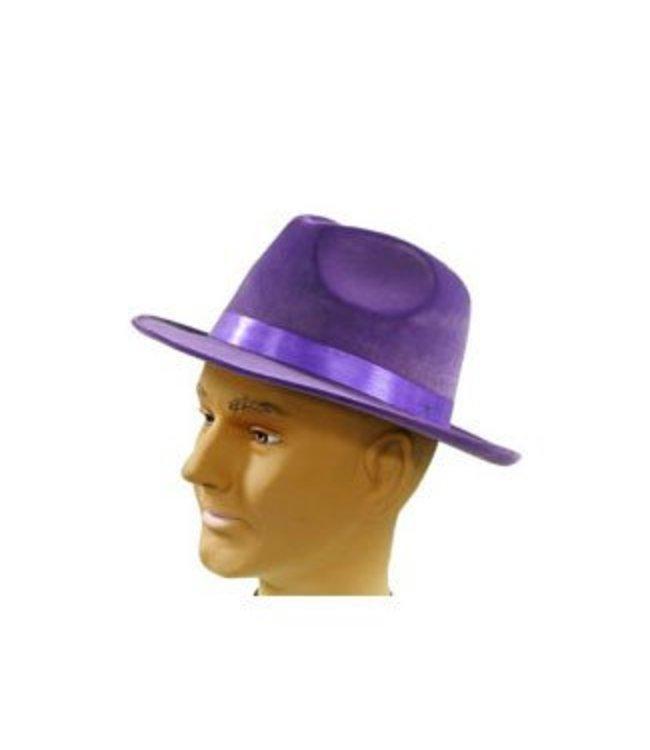 Costume Culture by Franco American Pimp Hat - Purple