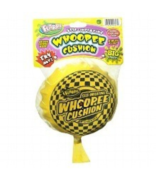 Self Inflating Whoopie Cushion