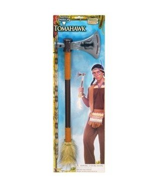 Forum Novelties Native American Tomahawk - Plastic