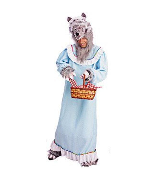 Forum Novelties Granny Wolf - Adult