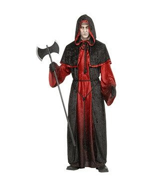 Forum Novelties Demon Robe Adult Standard 42