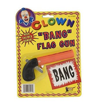 Forum Novelties Bang Gun - Bang Flag (/245)