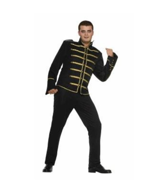 Forum Novelties Military Band Jacket