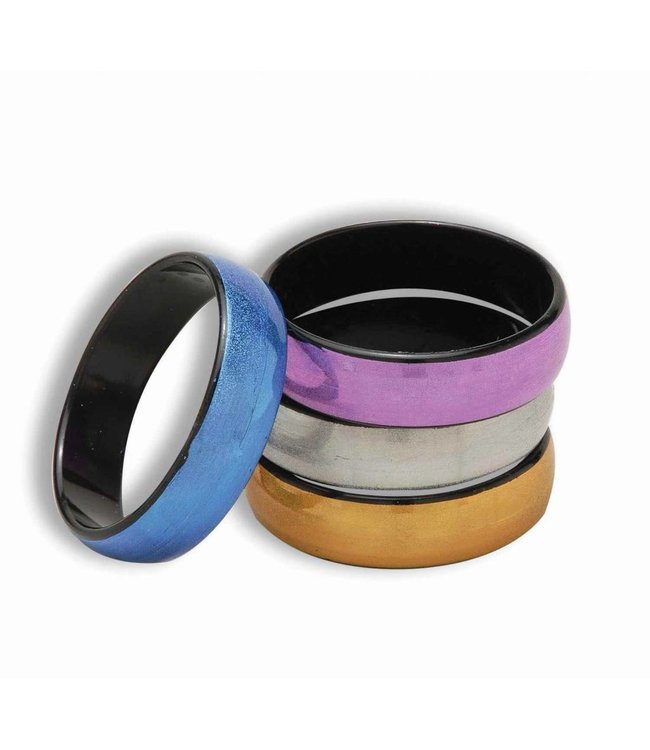 Forum Novelties Bracelets Disco Bangles - 4 pack (C3)