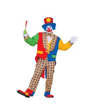 Forum Novelties Clown on the Town Adult 42